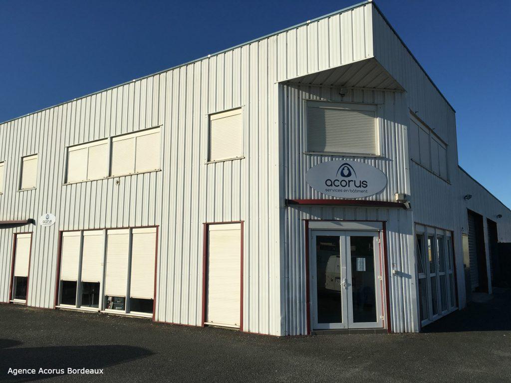 Agence Acorus Bordeaux