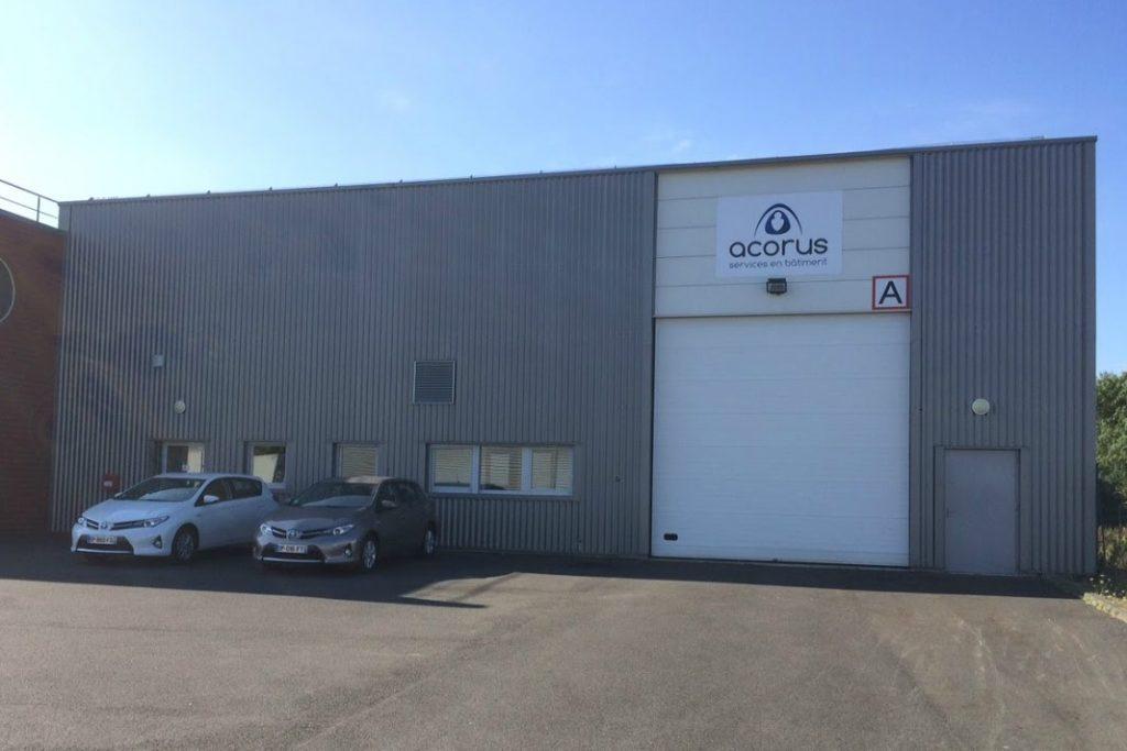 Agence Acorus Nantes