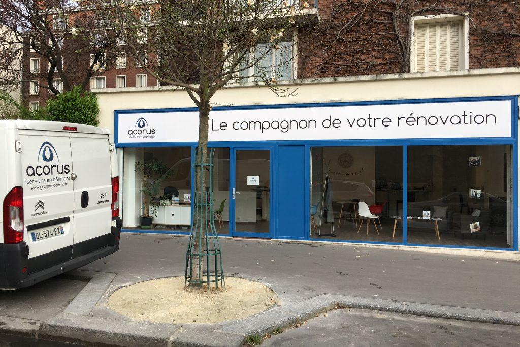Agence Acorus Paris 13 au service des Particuliers
