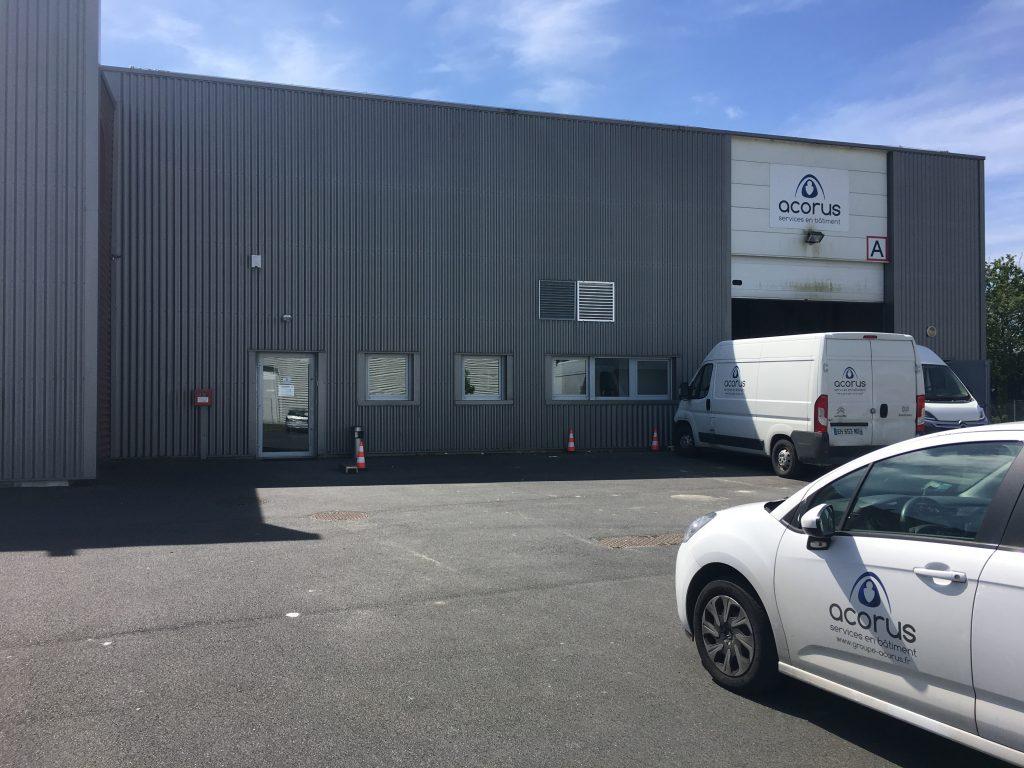 Agence Acorus de Nantes
