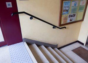 Rampe accessibilité