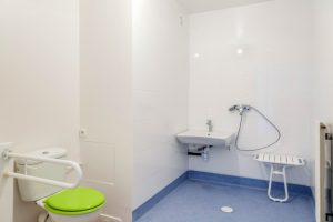 salle de bain et toilettes accessibles