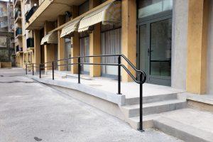 rampe acces PMR