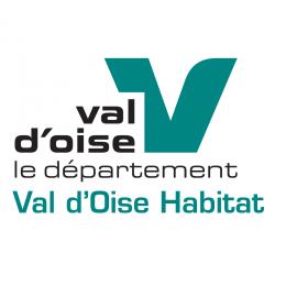 Vale d'Oise habitat logo carré