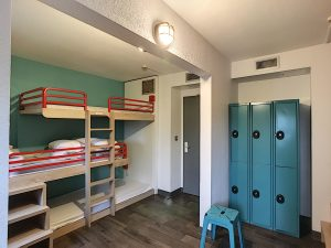 chambre Hotel F1