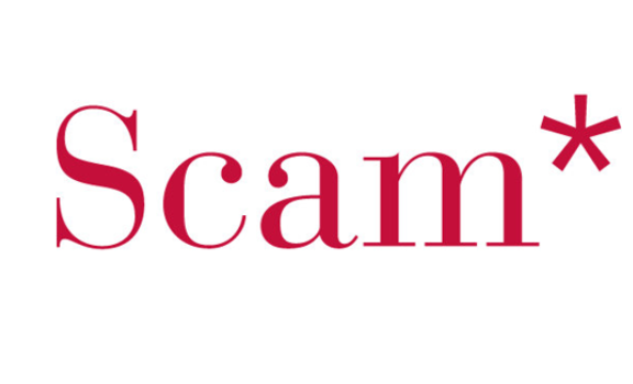 SCAM logo carré