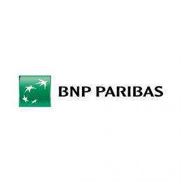BNP PARIBAS logo carré