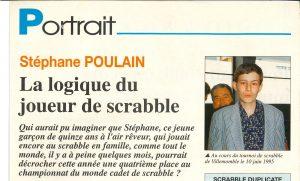 Article Stéphane Poulain